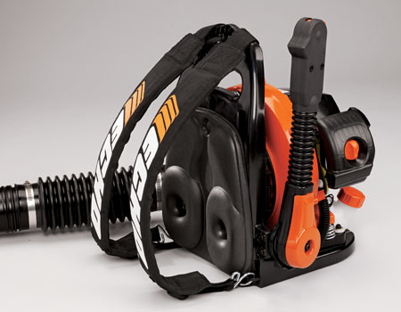 Echo pb 265l low noise backpack leaf blower