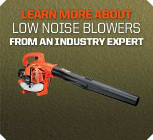 Low Noise Blowers